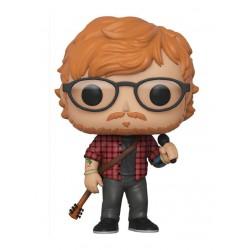 Ed Sheeran Funko POP! Rocks Vinyl Figur Ed Sheeran (10 cm)