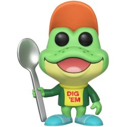 Honey Smacks POP! Ad Icons Vinyl Figur Dig'em Frog (10 cm)