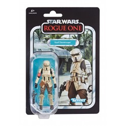 Star Wars Vintage Collection 2018 Actionfigur Scarif Stormtrooper (Rogue One) (10 cm)