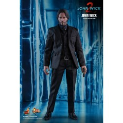 John Wick Kapitel 2 Hot Toys Movie Masterpiece Actionfigur 1/6 John Wick (31 cm)