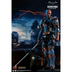 Batman Arkham Origins Hot Toys Videogame Masterpiece Actionfigur 1/6 Deathstroke (32 cm)