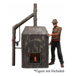 Neca Nightmare on Elm Street Diorama Freddy's Ofen (23 cm)