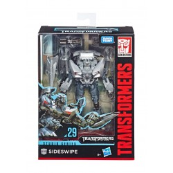 Transformers Studio Series 2019 Wave 1 Deluxe Class Actionfigur Sideswipe (Transformers: Dark of the Moon) (11 cm)
