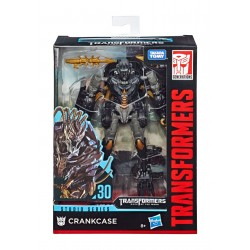 Transformers Studio Series 2019 Wave 1 Deluxe Class Actionfigur Crankcase (Transformers: Dark of the Moon) (11 cm)
