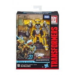 Transformers Studio Series 2019 Wave 1 Deluxe Class Actionfigur Clunker Bumblebee (Transformers) (11 cm)
