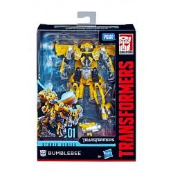 Transformers Studio Series 2018 Wave 2 Deluxe Class Actionfigur Bumblebee (Transformers) (11 cm)