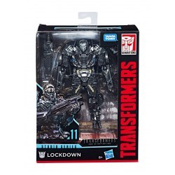Transformers Studio Series 2018 Wave 2 Deluxe Class Actionfigur Lockdown (Transformers: Age of Extinction) (11 cm)