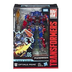 Transformers Studio Series 2018 Wave 3 Voyager Class Actionfigur Optimus Prime (16 cm)