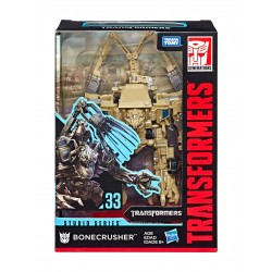 Transformers Studio Series 2019 Wave 1 Voyager Class Actionfigur Bonecrusher (Transformers) (16 cm)