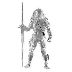Predator 2 Actionfigur 1/18 Invisible City Hunter (Previews Exclusive) (11 cm)