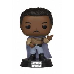 Star Wars POP! Vinyl Wackelkopf-Figur General Lando Calrissian (10 cm)