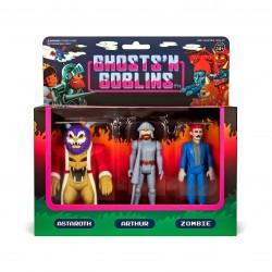 Ghosts 'n Goblins ReAction Actionfiguren 3er-Pack A (10 cm)