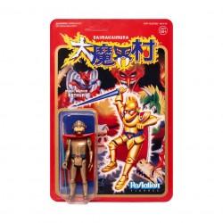 Ghosts 'n Goblins ReAction Actionfigur Magic Armor Arthur (Gold) (10 cm)