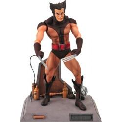 Marvel Select Unmasked Wolverine (18 cm)