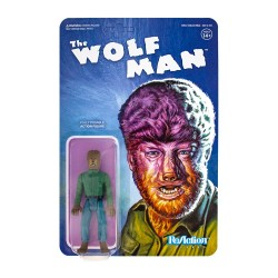 Universal Monsters ReAction Actionfigur The Wolf Man (10 cm)