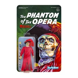 Universal Monsters ReAction Actionfigur The Masque of the Red Death (10 cm)