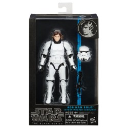 "Star Wars Black Series Han Solo (Stormtrooper Disguise) 6"" (15 cm)"