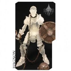 "Mythic Legions 'Advent of Decay' Hagnon 6"" (15 cm)"