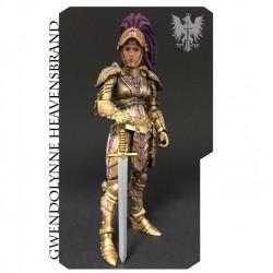 """Mythic Legions 'Advent of Decay' Gwendolynne Heavensbrand 6"""" (15 cm)"""