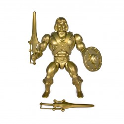 Masters of the Universe Vintage Collection Actionfigur Gold He-Man (14 cm)