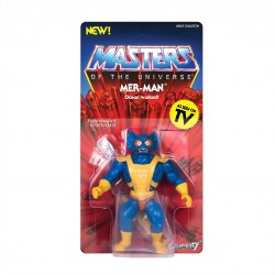 Masters of the Universe Vintage Collection Actionfigur Mer-Man (14 cm)