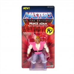 Masters of the Universe Vintage Collection Actionfigur Prince Adam (14 cm)