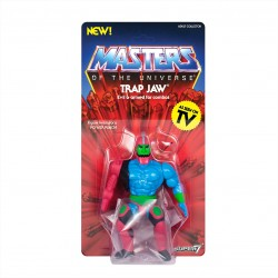 Masters of the Universe Vintage Collection Actionfigur Trap Jaw (14 cm)