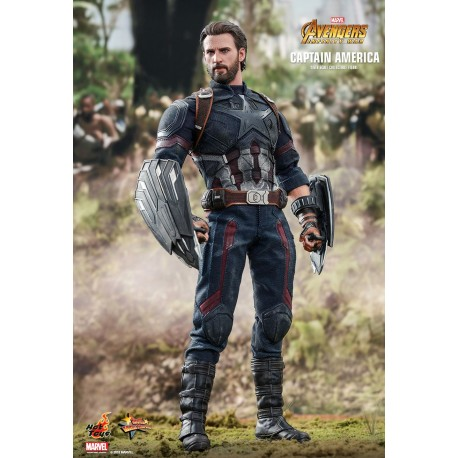 Marvel Hot Toys The Avengers Infinity War Movie Masterpiece
