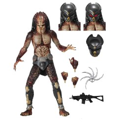 Predator 2018 Actionfigur Ultimate Fugitive Predator (Lab Escape) (20 cm)