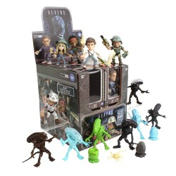 Aliens The Loyal Subjects Action Vinyls Minifiguren Wave 1 Display mit 12 Figuren (8 cm)