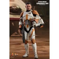 Star Wars Episode III Movie Masterpiece Actionfigur 1/6 Commander Cody (30 cm)