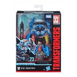 Transformers Studio Series 2018 Wave 4 Deluxe Class Actionfigur Ksi Sentry (Transformers: Age of Extinction) (11 cm)