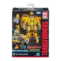 Transformers Studio Series 2018 Wave 4 Deluxe Class Actionfigur Bumblebee (Bumblebee) (11 cm)