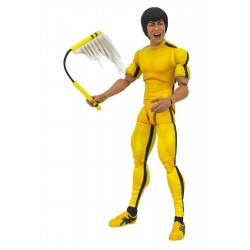 Bruce Lee Select Actionfigur Yellow Jumpsuit (18 cm)