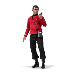 Star Trek TOS Master Series Actionfigur 1/6 Lt. Commander Scott 'Scotty' (30 cm)