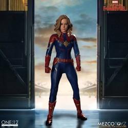 Marvel Captain Marvel Actionfigur 1/12 Captain Marvel (16 cm)