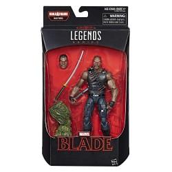 """Marvel Legends Series 01 'Marvel Knights' Actionfigur Blade 6"""" (15 cm)"""