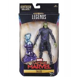 """Marvel Legends Series 01 'Captain Marvel' Actionfigur Talos (Captain Marvel Movie) 6"""" (15 cm)"""