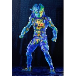 Predator 2018 Actionfigur Thermal Vision Fugitive Predator (20 cm)