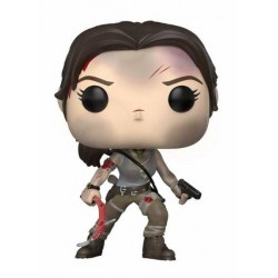 Tomb Raider POP! Games Vinyl Figur Lara Croft (10 cm)