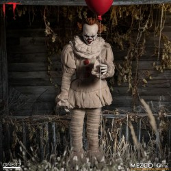 Stephen Kings Es 2017 Actionfigur One:12 Pennywise (17 cm)