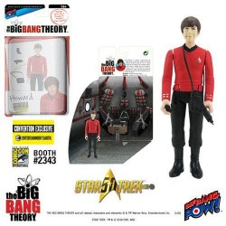 The Big Bang Theory Actionfigur mit Diorama Set Howard TOS (10 cm) (Exclusive)