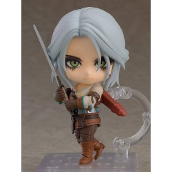 The Witcher 3 Wild Hunt Nendoroid Actionfigur Ciri (10 cm)