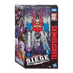 Transformers Generations War for Cybertron: Siege Wave 2 2019 Voyager Class Starscream (18 cm)
