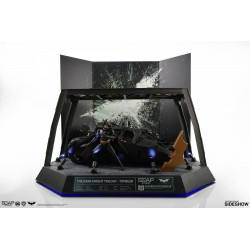 The Dark Knight RC Fahrzeug 1/12 Tumbler Deluxe Pack (37 cm)