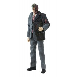 The Dark Knight Actionfigur 1/12 Two-Face (Harvey Dent) (18 cm)
