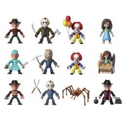 Horror The Loyal Subjects Action Vinyls Minifiguren Display Wave 1 mit 12 Figuren (8 cm)