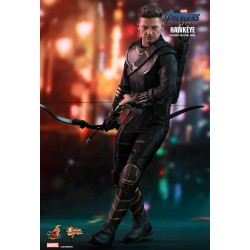 Marvel Hot Toys Avengers: Endgame Movie Masterpiece Actionfigur 1/6 Hawkeye (30 cm)