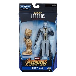"Marvel Legends Series 01 'Avengers: Endgame' Actionfigur Ebony Maw (Avengers: Infinity War) 6"" (15 cm)"