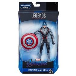"""Marvel Legends Series 01 'Avengers: Endgame' Actionfigur Captain America (Avengers: Endgame) 6"""" (15 cm)"""